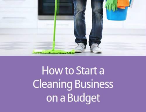 کتاب الکترونیکی چطور کسب و کار نظافتی را در عمل شروع کنیم