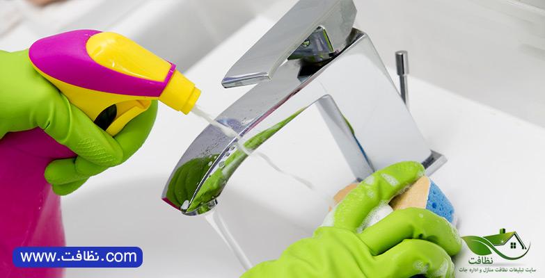 راهنمای نظافت منزل