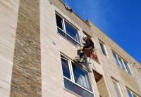 راپل نمای ساختمان و شستشوی نمای ساختمان در قزوین